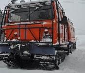 В Бердске в снежном плену застряли четыре машины