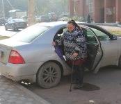 Бердские автолюбители перевозят горожан бесплатно