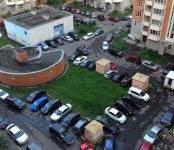 Въезд в Новосибирск и придомовые парковки могут стать платными