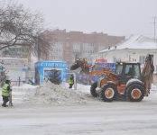 На время морозов коммунальные службы Бердска прекратили работу