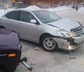 Официально: Вчерашние ДТП с пострадавшими в Бердске