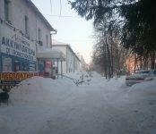 Фотофакт: Опасный проезд в центре Бердска