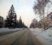 В Бердске назревает придорожный скандал районного значения