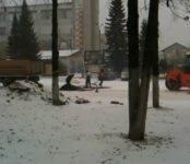 «Убитые дороги» заставили бердскую власть наказать «потрошителя» ул. Ленина (видео)