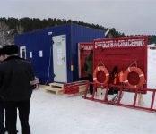 Вновь открыта ледовая переправа в районе Ордынки