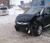 В ДТП на перекрёстке в Бердске травмирована 7-летняя девочка