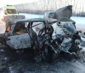 В страшном ДТП на Ордынском шоссе три человека погибли, двое — травмированы