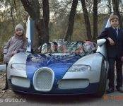 В Казахстане продают игрушечную машинку за $30 000 (видео)