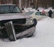 Не уступил дорогу на перекрёстке в Бердске и попал в больницу