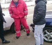 Водители попавших в ДТП автомобилей в Бердске умеют договариваться между собой