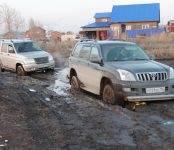 Жители Бердска могут принять участие в создании «Карты убитых дорог»