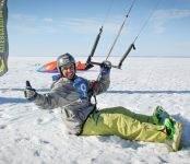 В Бердске пройдут соревнования по кайтингу