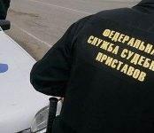Автоледи «прокатила» пристава на капоте в Новосибирске