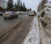 Прокурор обязал мэра Бердска до 10 марта очистить от снега парковки на ул. Ленина