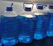 180 тысяч литров «незамерзайки» арестовано Роспотребнадзором