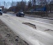 Новости Искитима: проспект Юбилейный и Балдаковка попали на «Карту убитых дорог»