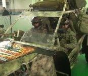 В Аргуне презентуют чеченский багги, созданный для Минобороны РФ