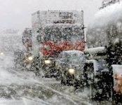 В Новосибирской области объявлено штормовое предупреждение
