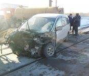 Отменили дежурство «стрелочника» на ж/д переезде на станции Бердск
