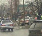 Сотрудники бердской ГИБДД и Росгвардии задержали неадекватную автоледи в Бердске