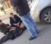 В центре Бердска автомобиль сбил пешехода