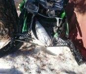 Житель Бердска попал в реанимацию после катания на снегоходе