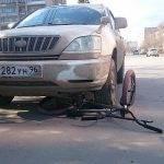 ГИБДД Бердска: Три ребенка на велосипедах пострадали в ДТП за апрель