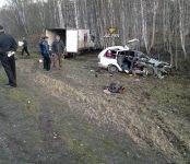 Трое взрослых и годовалый ребенок погибли в ДТП на трассе под Новосибирском