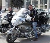 В Бердске прошла акция «Осторожно! Мотоциклист!»