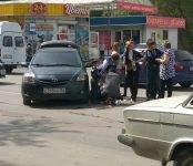 Девушка на «Тойоте» сбила пожилую женщину в Бердске