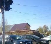 Водитель «Мазда-7» покинул место происшествия после «тройного» ДТП в Бердске
