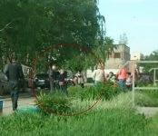 Фотофакт: Росгвардия разыскивала двоих 4-летних в Бердске