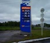 На новосибирских АЗС резко подорожало топливо