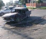 «Семёрка» самоликвидировалась в центре Бердска