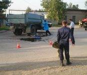 3 года колонии-поселения получил водитель грузовика за смерть 26-летнего байкера в Бердске