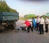 В Бердске судят водителя грузовика, допустившего смертельное ДТП