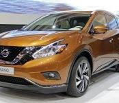 Росстандарт информирует об отзыве 6 944 автомобилей Nissan Murano в России