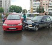 Обыкновенная арифметика: 8 автомобилей повреждены в Бердске в четырёх авариях