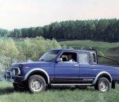 Новинка от АвтоВаза — полноприводный пикап Lada Logo