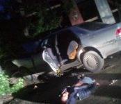 Смертельное ДТП в Новосибирске: четверо погибших, один ранен