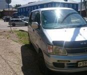 Автомобиль «Ной» попал в ДТП у автошколы в Бердске