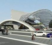РЖД презентовали проект нового здания вокзала в Бердске