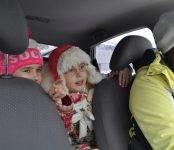 Медведев запретил оставлять маленьких пассажиров без присмотра в автомобиле