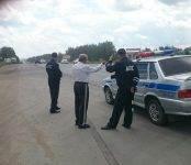 Молодого дорожника сбил под Бердском микроавтобус жителя Новосибирска