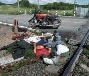 Три человека погибли в двух смертельных ДТП в Новосибирской области