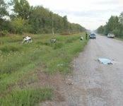 В НСО возбудили уголовное дело против 57-летнего водителя «Мазды», по вине которого погибли две 14-летние девочки