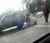 65-летнюю женщину сбила «Шевроле Нива» в Бердске