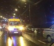 Погиб пассажир ВАЗа в ДТП с Lexus и грузовым MAN на трассе М-52 у «вшивой горки»