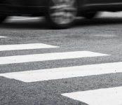«ГАЗель» сбила двух учениц школы №5 на «зебре» в Бердске