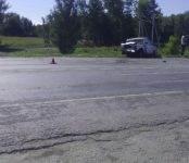 В Ордынском районе произошло ДТП со смертельным исходом